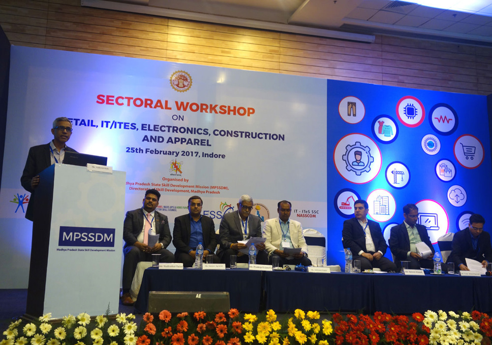 Sectoral Workshop on Electronic, IT/ITES, Construction 2017
