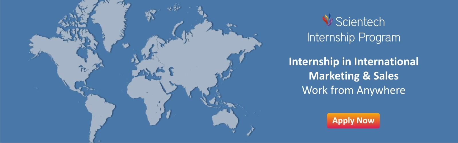 Scientech Technologies International Internship