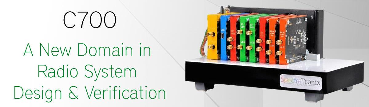 C700 Radio System Development Platform