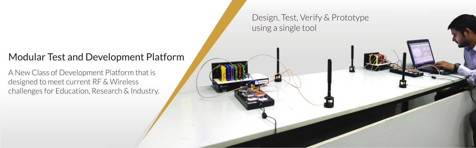 Radio System Development Platform