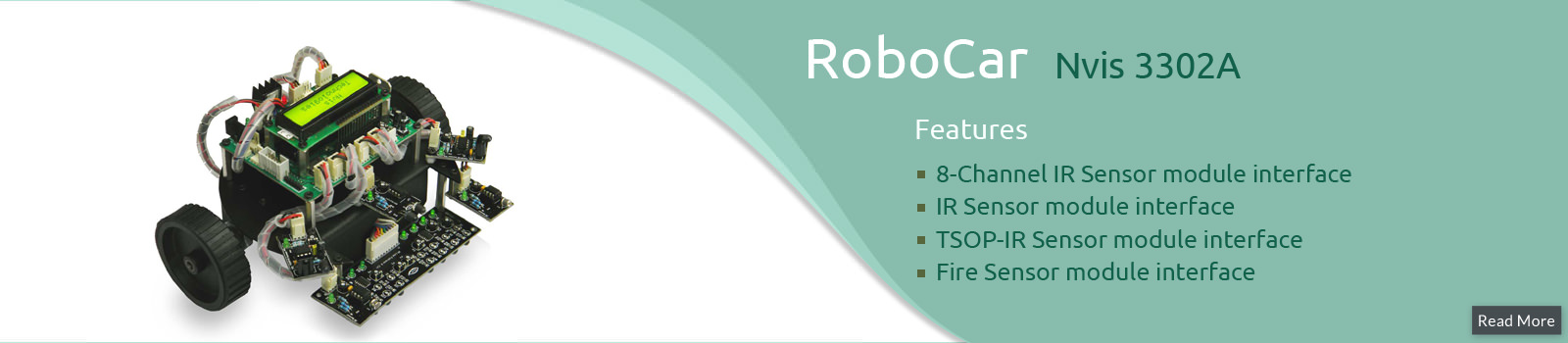 Robotics Training Solutions - RoboCar