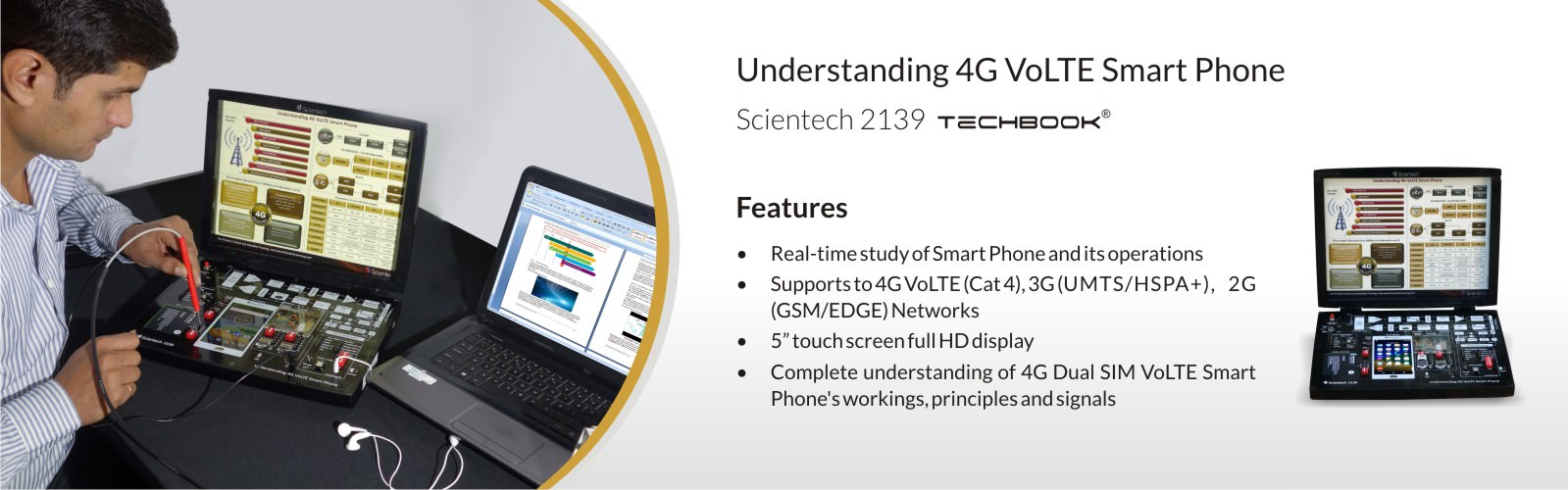 Understanding 4g Volte Smartphone, Wireless Communication
