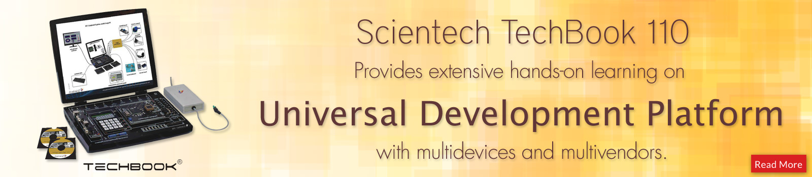 Universal Development Platform - Scientech 110