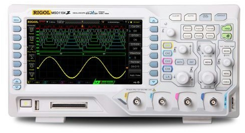 rigol digital oscilloscope