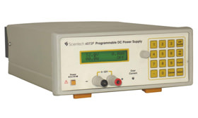 0 - 30V 2A Programmable Dc Power Supply Scientech 4073P