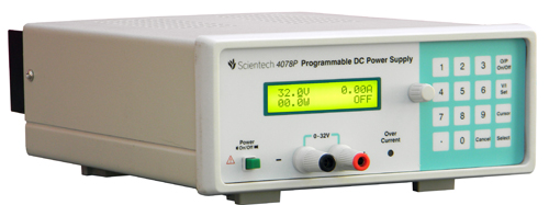 0 - 32V / 3A Programmable DC Power Supply