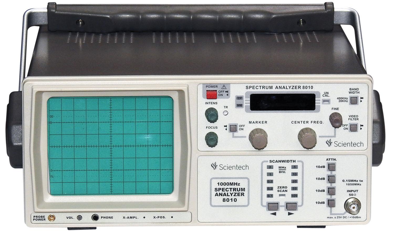 1 GHz Spectrum Analyzer