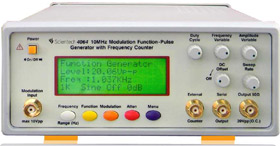 10 MHz Modulation Function-Pulse Generator with Frequency Counter