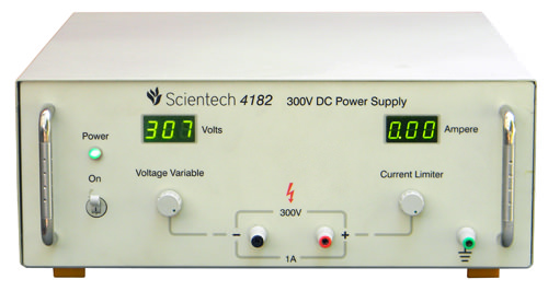300V 1A Dc Power Supply Scientech 4182