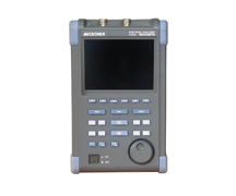 3.3GHz Color Spectrum Analyzer with TG