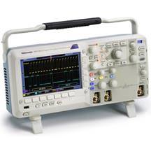 100 MHz Digital Phosphor Oscilloscope 2 Channel