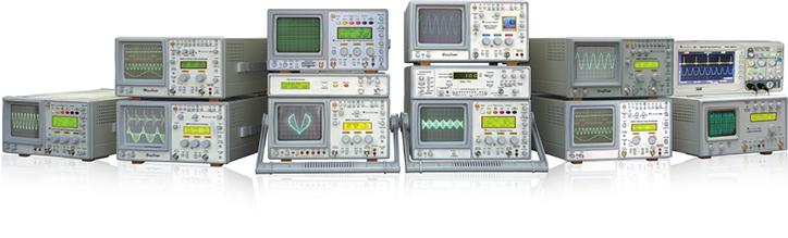 Oscilloscope, digital oscilloscope USB