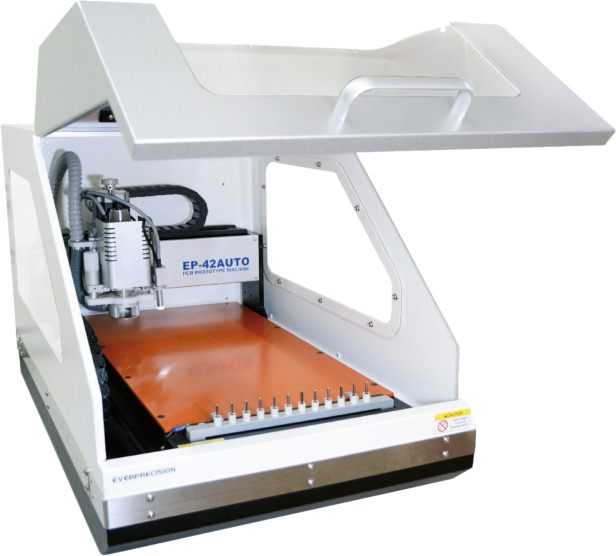 PCB Prototype Machine