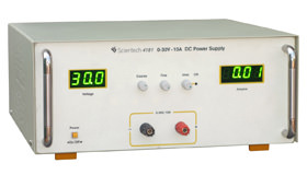 0 - 30V 10A DC Power Supply Scientech 4181