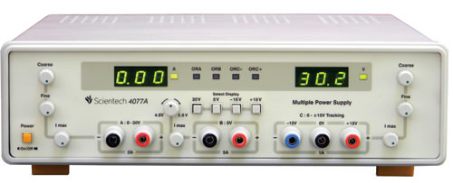 Dc Power Supply Equipment Manufacturer in India - Scientech