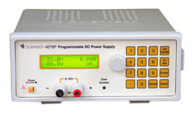 0 - 32V 3A Programmable DC Power Supply Scientech 4078P