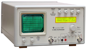 15 MHz Compact Oscilloscope
