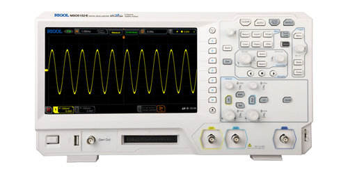 150 MHz Digital Oscilloscope