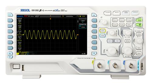 200 MHz Digital Oscilloscope