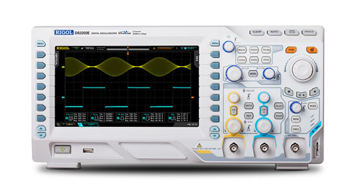200 MHz Digital Oscilloscope