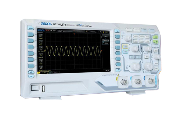 200 MHz Digital Storage Oscilloscope