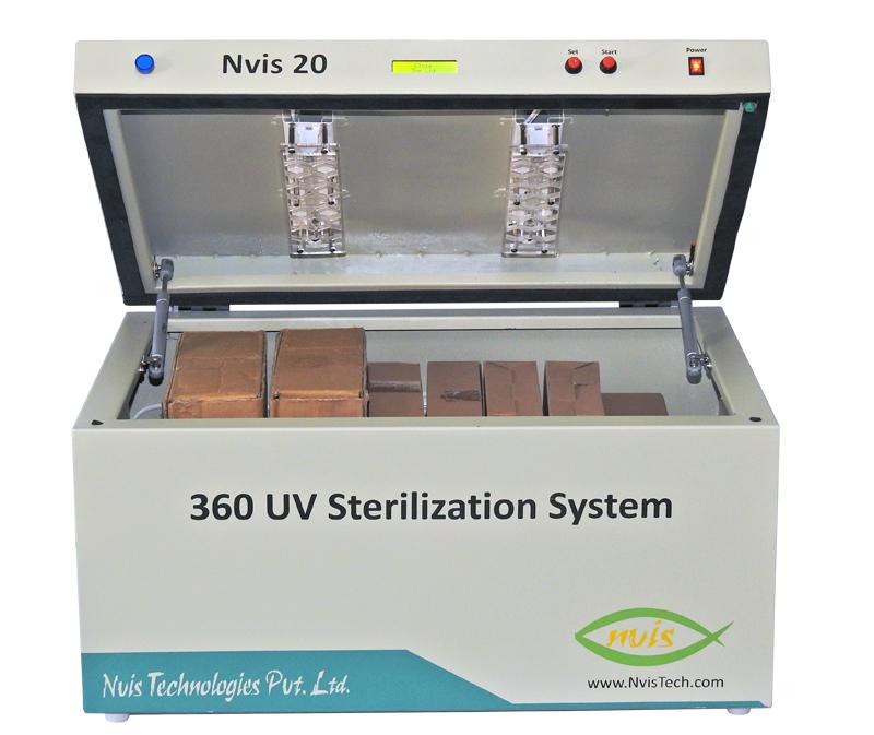 360 UV Sterilization System