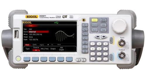 70 MHz Waveform Generator
