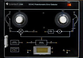 DC/AC Potentiometric Error Detector