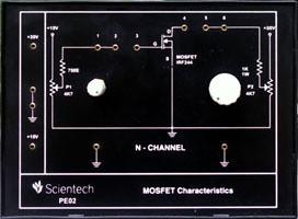 MOSFET Characteristics