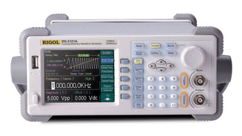 Rigol Function/Arbitrary Waveform Generators