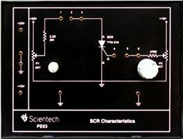 SCR Characteristics