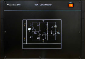 silicon-controlled-rectifier-lamp-flasher