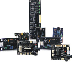 Sensor Modules For Robotics & Embedded Platforms
