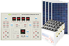 Solar Power Generation and Training System