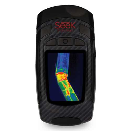 Affordable, high performance handheld  thermal imaging