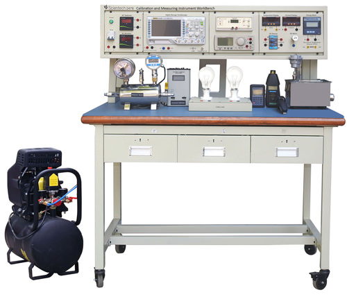 Calibration and Measuring Instrument WorkBench