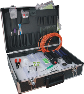 Connectorization And Splice Kit Fiber Optics Scientech 2512