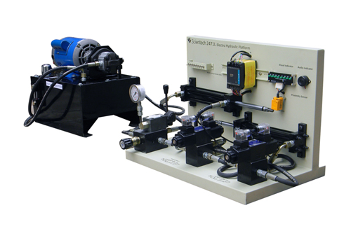 Electro Hydraulic Platform