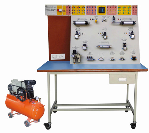 Instrumentation And Control Lab Equipment Scientech
