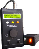 3MHz Handheld Synthesized Function Generator