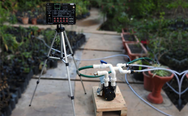 IoT Enabled Smart Irrigation