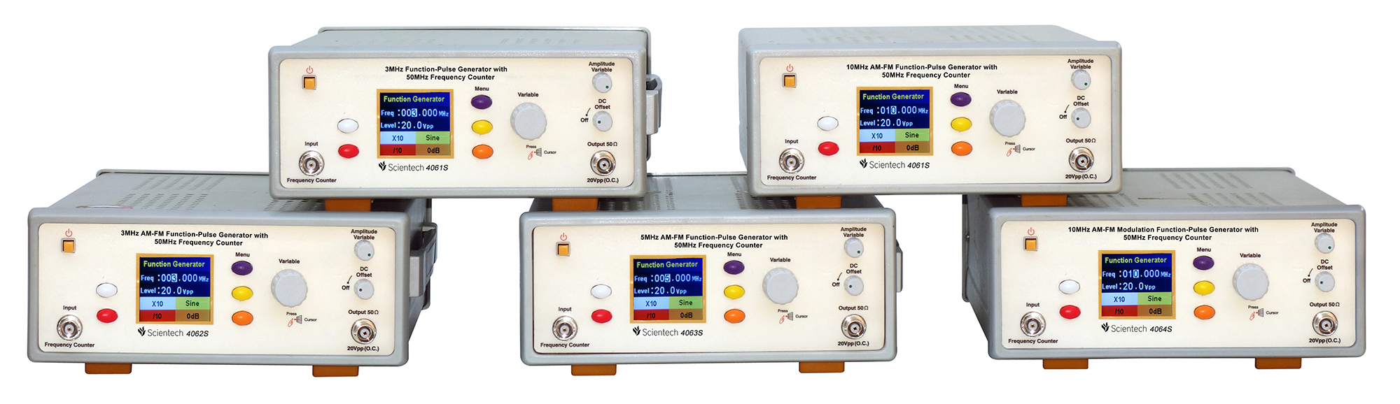 Synthesized Function Generators