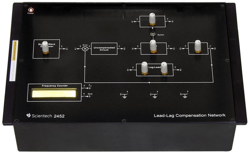 Lead Lag Compensation Network
