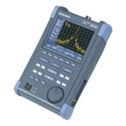 Handheld 3.3 GHz Color Spectrum Analyzer