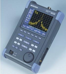 Micronix MSA438E 3.3 GHz Color Spectrum Analyzer for EMI