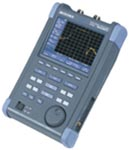 Handheld 3.3 GHz Color Spectrum Analyzer  with TG