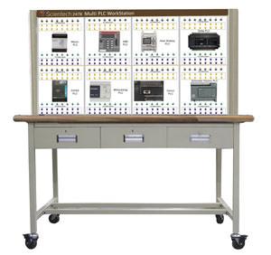 Multi PLC WorkStation | Scientech 2478