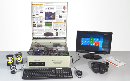 Multimedia Computer Training System