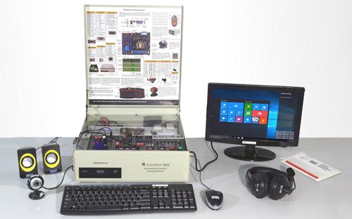 Multimedia Computer Training System