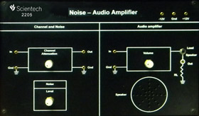 Noise Audio - Amplifier